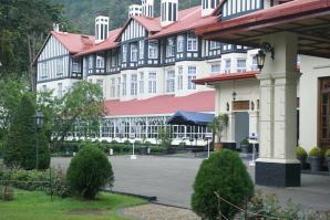 Lounge At Grand Hotel, Nuwara Eliya