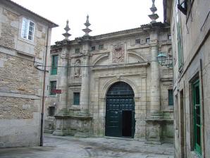 Monasterio E Iglesia De San Pelayo, Santiago De Compostela