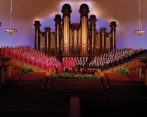 Mormon Tabernacle Choir, Salt Lake City