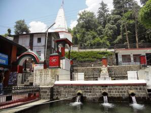 Bhagsunath Temple, Mcleod Ganj