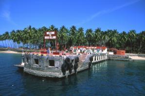 Ross Island, Port Blair