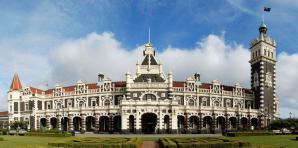 Dunedin Railway Station, Dunedin