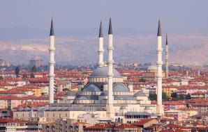 Kocatepe Mosque, Ankara