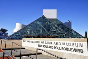 The Rock N Roll Hall Of Fame And Museum, Cleveland