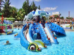 Limnoupolis Water Park, Chania