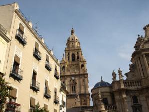 Plaza Cardenal Belluga, Murcia
