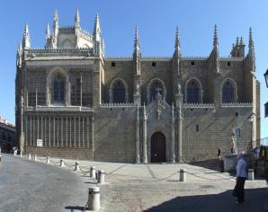 Monasterio De San Juan De Los Reyes Toledo, Toledo