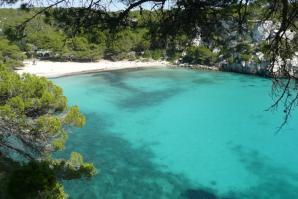 Cala Turqueta, Minorca