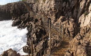 Le Sentier Du Littoral, Cap D'antibes, Antibes