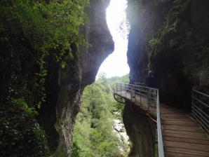 Gorges Du Fier, Annecy