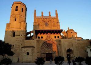 Huesca Cathedral, Huesca