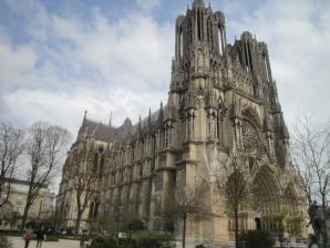 Notre Dame Cathedral, Reims
