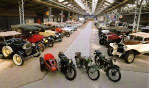 Reims Champagne Automobile Museum, Reims