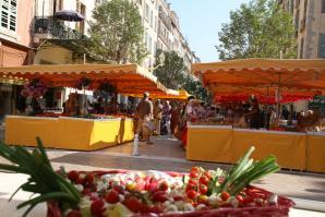 Cours Lafayette, Toulon