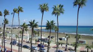 Finikoudes Beach And Promenade, Larnaca