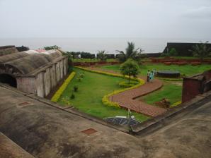 Tellichery Fort, Kannur