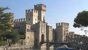 Scaliger Castle Or Rocca Scaligera, Sirmione