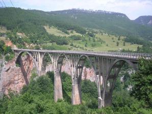 Tara Bridge, Budva