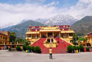 Gyuto Monastery, Dharamshala