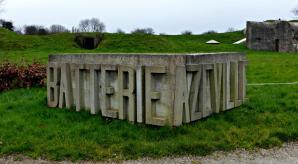 Batterie D'azeville, Cherbourg