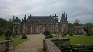 Chateau De Miromesnil, Dieppe