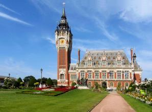 Town Hall Of Calais, Calais