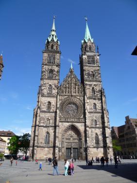 St. Lorenz Church, Nuremberg