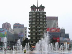 Er'qi Square And Er'qi Strike Monument Tower, Zhengzhou