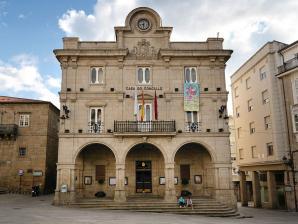 Plaza Mayor And Town Hall, Ourense