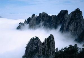 Cloud Valley, Huangshan