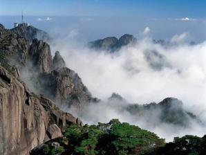 Heavenly Sea, Huangshan