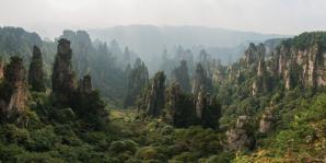 Zhangjiajie National Forest Park, Zhangjiajie