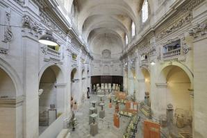 Lapidaire Museum Or Musee Lapidaire, Narbonne