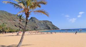 Playa De Las Teresitas, Santa Cruz De Tenerife