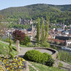 Philosophers' Way, Heidelberg
