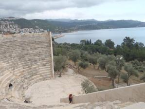 Hellenistic Theatre, Kas