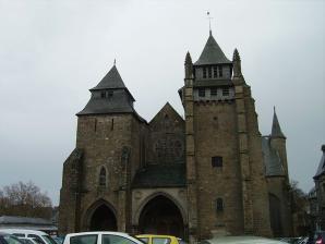 Cathedrale Saint-etienne De Saint-brieuc, Saint-brieuc