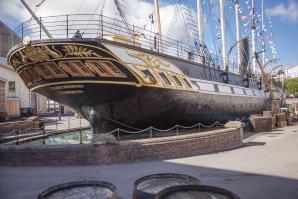 Brunel's S S Great Britain, Bristol