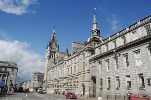 The Tolbooth Museum, Aberdeen