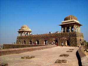 Rani Roopmati Pavilion, Mandu