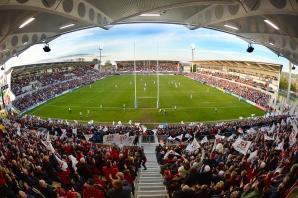 Kingspan Stadium, Belfast