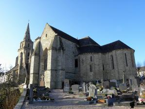Eglise De Brelevenez, Lannion