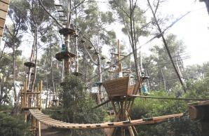Parc Aventure De La Coudou, Six-fours-les-plages