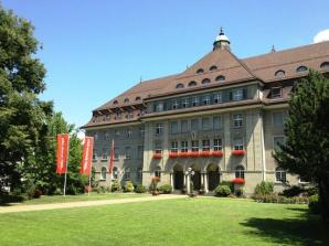 Rhaetian Railway (rhb) Administration Building, Chur