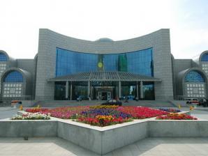 Xinjiang Regional Museum, Urumqi