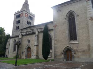 Cathedral Of Our Lady Of Sion, Sion