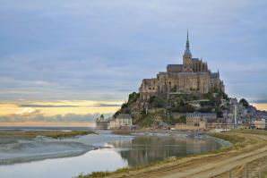 Abbey Of Mont Saint Michel, Mont Saint- Michel