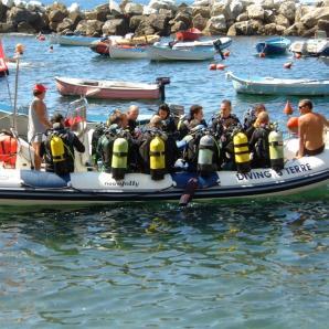 Cinqueterre Dal Mare Tours, Riomaggiore
