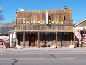 Sourdough Saloon, Beatty