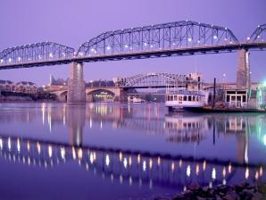Walnut Street Bridge, Chattanooga
